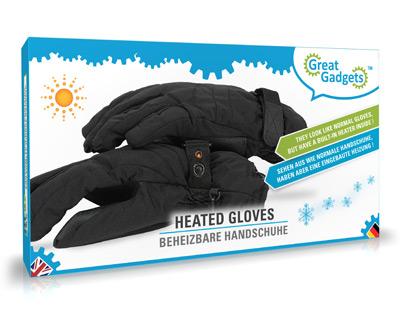 Beheizbare Handschuhe (2er Set) - Bild 5