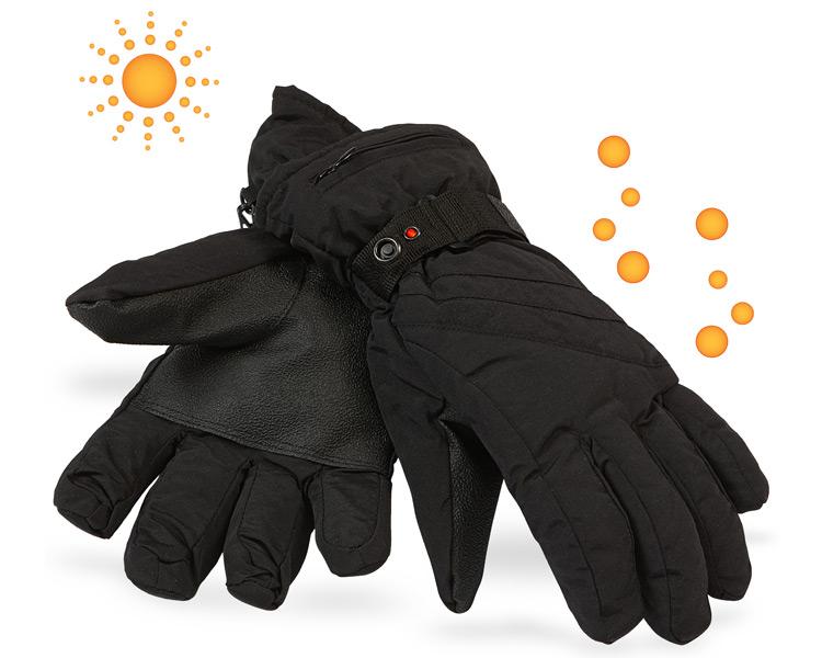 Beheizbare Handschuhe (2er Set)