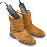 Elektrischer Schuhtrockner und Vorw�rmer