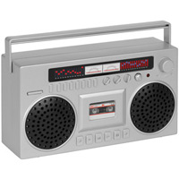 Boom Box MP3 Speaker
