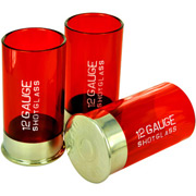 12 Gauge Shot Glass (4er Set)