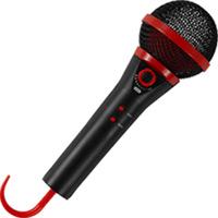 Duschradio Mikrofon