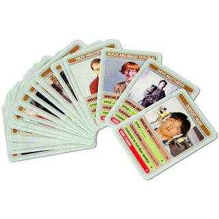 Kartenspiel Geek Quartett