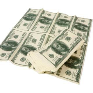 Taschentücher US Dollar