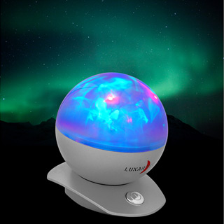 Polarlicht Projektor