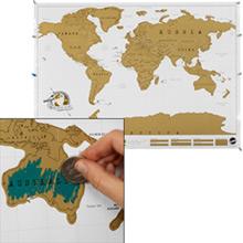 Rubbel Poster Weltkarte - Bild 1
