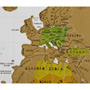 Rubbel Poster Weltkarte - Bild 3