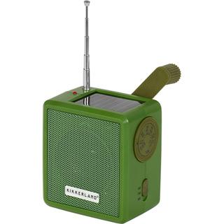 Radio mit kurbel test