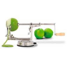 Apfelschäler Deluxe aus gehärtetem Aluminium - Bild 1