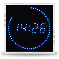 LED Studio Uhr