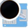 Untersetzer 1.44 MB Floppy Diskette - Bild 8