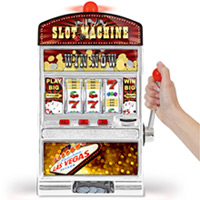 Casino Slot Machine - Einarmiger Bandit (38 cm)