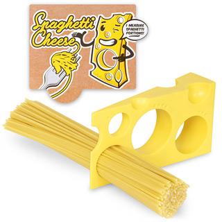 Spaghettimaß Schweizer Käse