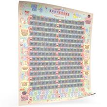 BabySteps Rubbelkalender - Bild 1