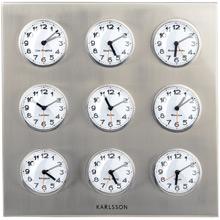 Wanduhr time zone - Wanduhr zeitzonen ...