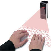 Laser-Tastatur Celluon CL850