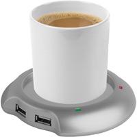 USB Tassenwärmer mit 4fach Hub