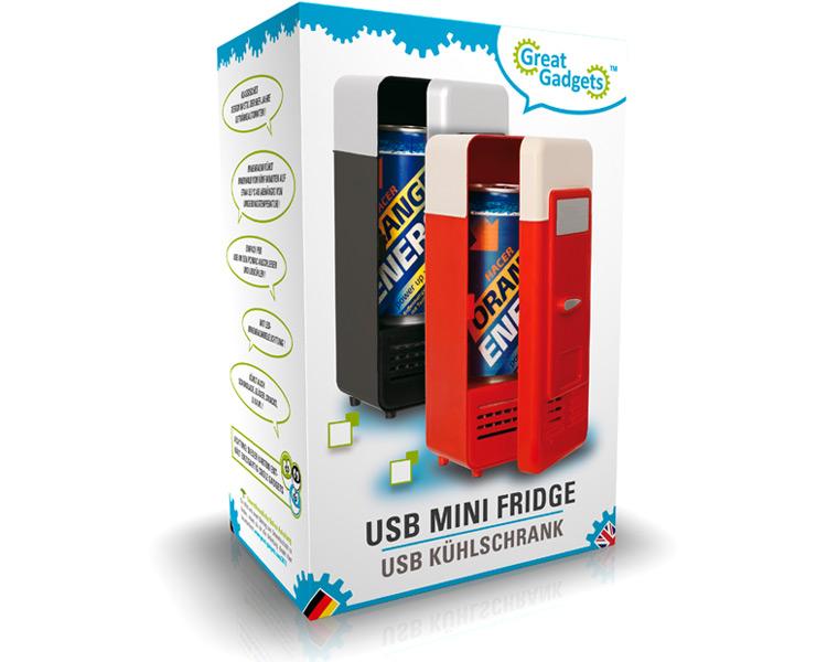 Mini Kühlschrank Usb : Videotest was taugt ein usb kühlschrank