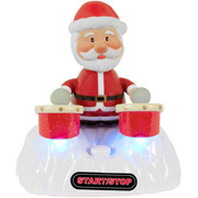 USB Weihnachtsmann Drums