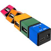 USB-Hub Regenbogen
