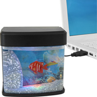 USB Mini-Aquarium