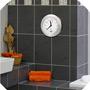 Badezimmeruhr mit Saugnapf - Bild 7