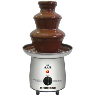 Schokoladenbrunnen Choco King Mobil