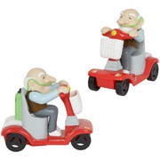 Speeding Grandads