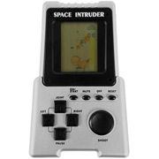 LCD Game Space Intruder