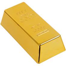 T�rstopper Goldbarren - Bild 1