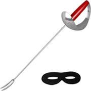 Grillgabel BBQ Schwert