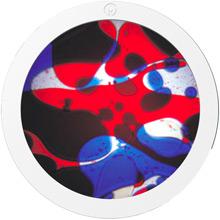 Ölscheibe Blau/Rot für Mathmos Space Projector - Bild 1