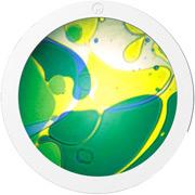 Ölscheibe Blau/Gelb für Mathmos Space Projector
