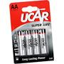 Batterie UCAR Super Life AA (4er) - Bild 1
