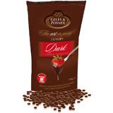 Schokolade f�r Schokobrunnen Zartbitter (900g)