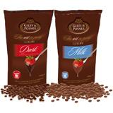 Schokolade für Schokobrunnen Vollmilch & Zartbitter (1800g)