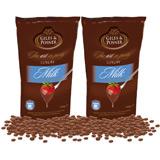 Schokolade f�r Schokobrunnen Vollmilch Doppelpack (1800g)