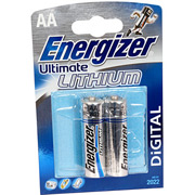 Batterie Energizer Lithium AA (2er)