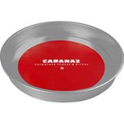 Cabanaz Tablett Rot