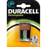 Duracell 9V Blockbatterie Akku