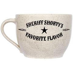 Sheriff Shortys XXL Kaffeetasse